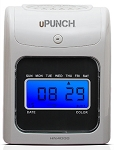 uPunch HN4000 SELF TOTALING time clock
