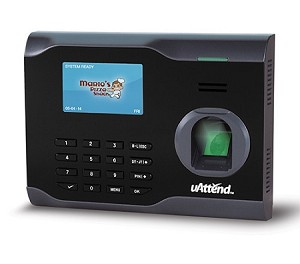 uAttend BN6000 Web-based Fingerprint Time Clock
